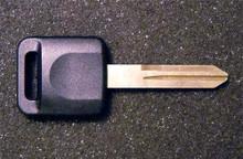 2004-2006 Nissan 350z Roadster Transponder Key Blank