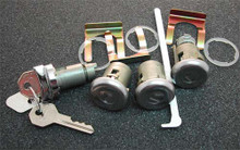 1962-1964 Chevrolet Nova Ignition, Door and Trunk Locks