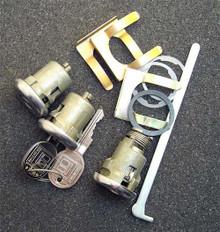 1966-1967 Chevrolet Chevelle Door and Trunk Locks