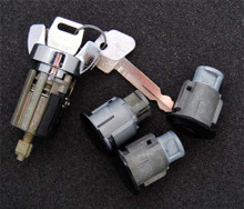 1991-1994 Ford Explorer Ignition, Door and Tailgate Locks