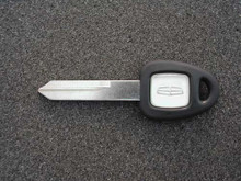1997 Lincoln Continental Key Blank