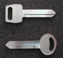 1981-1983 Mercury LN7 Key Blanks
