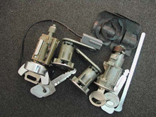 1979-1986 Mercury Capri Ignition, Door and Trunk Locks