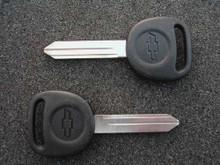 1999-2001 Isuzu Hombre Pickup Key Blanks