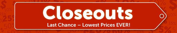 Stereo West Autotoys Closeouts
