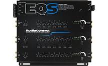 AudioControl EQS 6-channel 13-band graphic equalizer (Black)
