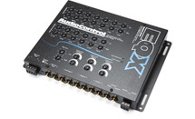 AudioControl EQX Stereo 13-band graphic equalizer with 2-way crossover (Black)