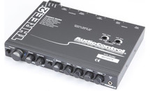 AudioControl THREE.2 In-dash equalizer with crossover and line driver