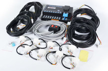 6 light strobe light kit