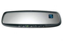 50-GENK50A4 Gentex Auto-Dimming Rearview Mirror w/ Compass, Temperature & HomeLink