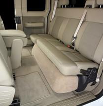 SB-F-F1502/10W3v3/TP: Stealthbox® for 2004-2014 Ford F-150 SuperCab, 2004-2008 SuperCrew & 2006-2008 Lincoln Mark LT with Dark Flint, Medium Flint or Medium Stone interior SKU # 94372