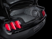 SB-F-MUSCPE/12TW3: Stealthbox® for 2015-Up Ford Mustang Coupe SKU # 94617