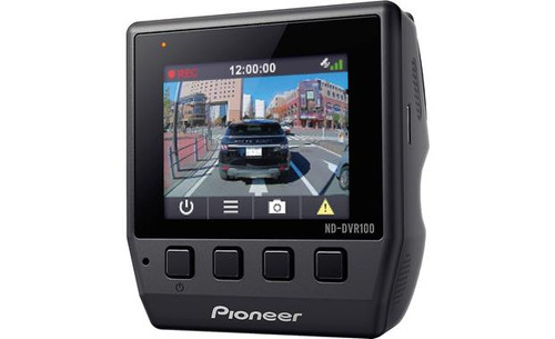 Pioneer ND-DVR100 Full HD dash cam with GPS
