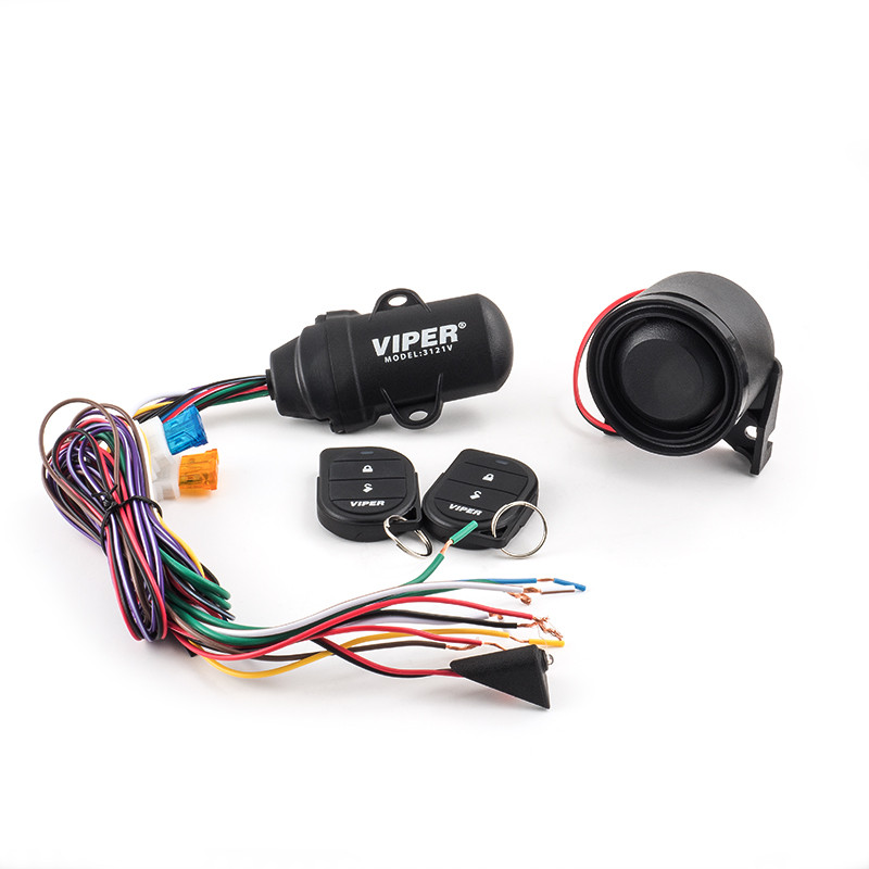 Viper 3121V Motorcycle and Powersports Security System - Stereo West on viper 5704 wiring diagram, viper 550 esp installation guide, viper alarm system wiring diagram,