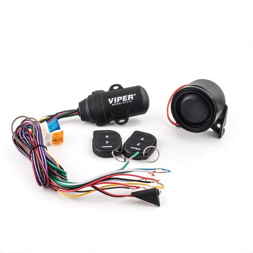 Viper 3121V Motorcycle and Powersports Security System