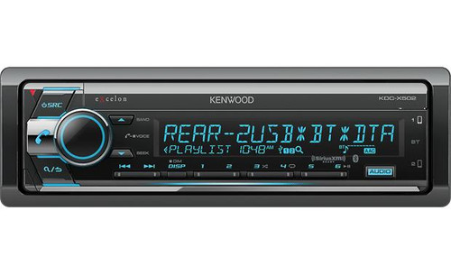 Kenwood Excelon KDC-X502 CD receiver