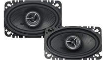 "Kenwood Excelon  KFC-X463C 4""x6"" 2-way car speakers"