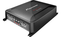 Pioneer GM-D8604 4-channel car amplifier — 100 watts RMS x 4
