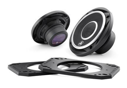 JL Audio C2-400x: 4-inch (100 mm) Coaxial Speaker System