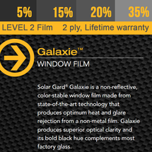 Window Tint Level 2 with Lifetime Warranty