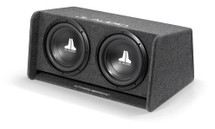 JL Audio CP212-W0v3: Dual 12W0v3 BassWedge, Ported, 2 Ω