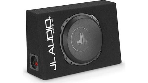 JL Audio  CS110TG-TW3: Single 10TW3 Truck PowerWedge, Sealed, 2 Ω