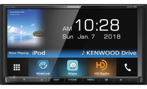 Kenwood Excelon DDX795 DVD receiver