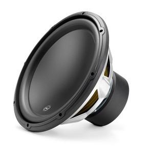 JL Audio 13W3v3-2: 13.5-inch (345 mm) Subwoofer Driver, 2 Ω