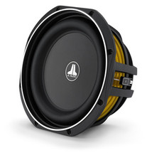 JL Audio 10TW1-4: 10-inch (250 mm) Subwoofer Driver, 4 Ω