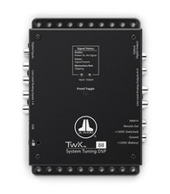 JL Audio TwK-88: System Tuning DSP controlled by TüN software, 8-ch. Analog & Digital Inputs / 8-ch. Analog Outputs