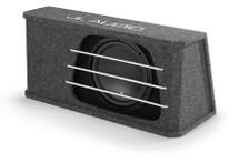 JL Audio HO112RG-W3v3: Single 12W3v3 H.O. Wedge, Ported, 2 Ω