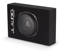 JL Audio CS110LG-TW3: Single 10TW3 PowerWedge, Sealed, 2 Ω