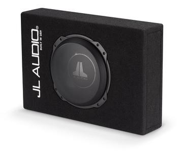 JL Audio CS110LG-TW3: Single 10TW3 PowerWedge, Sealed, 2 Ω