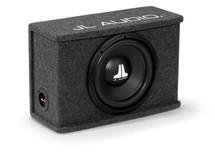 JL Audio CS110-WXv2: Single 10WXv2 BassWedge, Sealed, 4 Ω