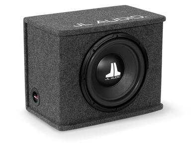 JL Audio CS112-WXv2: Single 12WXv2 BassWedge, Sealed, 4 Ω