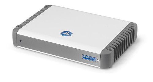 JL Audio MHD600/4: 4 Ch. Class D Full-Range Marine Amplifier, 600 W
