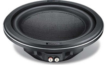 "Kenwood Excelon  KFC-XW1200F Shallow-mount 12"" 4-ohm subwoofer"
