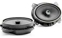 "Focal  IC 690TOY 6""x9"" 2-way speakers designed to fit select Toyotas"