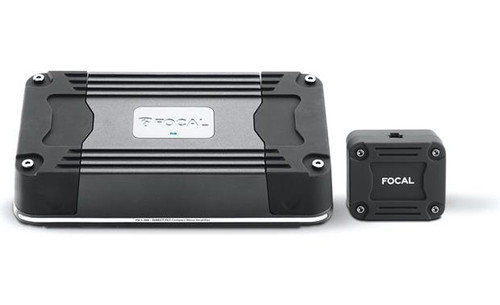 Focal FD 1.350 Compact mono subwoofer amplifier — 350 watts RMS x 1 at 2 ohms