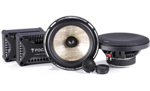 "Focal Performance PS 165FX Expert Series 6-3/4"" component speaker system"