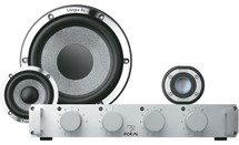 "Focal Utopia Be No.7 6-3/4"" 3-way component speaker system"