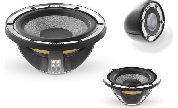 Focal Utopia Be No 7 Active 6-3/4