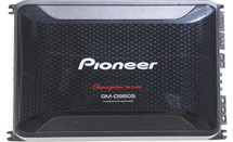 Pioneer GM-D9605 5-channel car amplifier — 75 watts RMS x 4 at 4 ohms + 600 watts RMS x 1 at 2 ohms