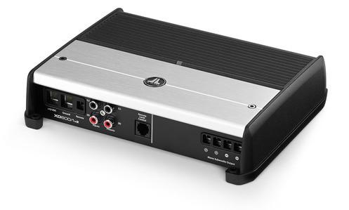 JL Audio XD600/1v2: Monoblock Class D Subwoofer Amplifier, 600 W