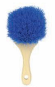 This wheel brush makes it easy to maintain the appearance of wheels. Crimped bristles ensure that you get into the deepest crevices, slots, or contours- even around recessed lug nuts. Absolutely the best way to clean any type of painted or clear coated wheel.