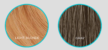 Help Hair Fibers colors