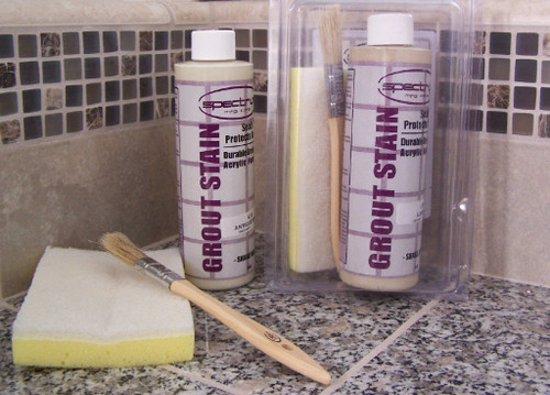 Spectrum Tile and Grout colorant Kit