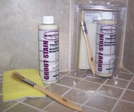 Grout stain colorant kits for Durabond colors