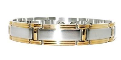 For Him Stainless Steel  Magnetic Bracelet