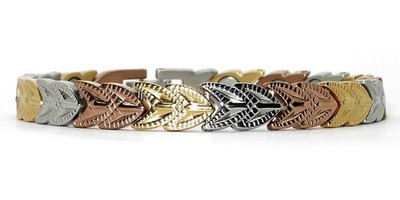 Indian Summer - Stainless Steel  Magnetic Bracelet